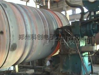大型管道預熱加熱成套設備
